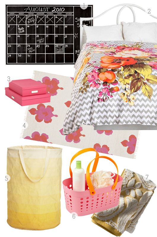 Girls dorm room decorating ideas escuela for Decorar habitacion residencia universitaria