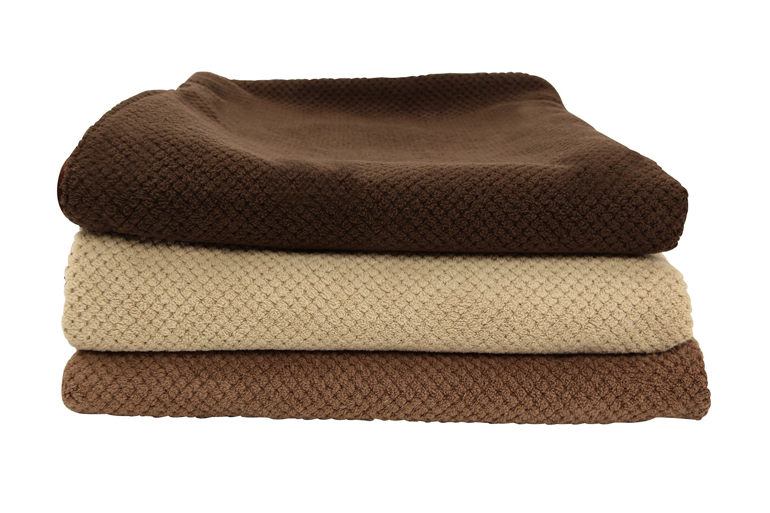 Big Blankie Giant Chocolate Soft Plush Reversible Dog