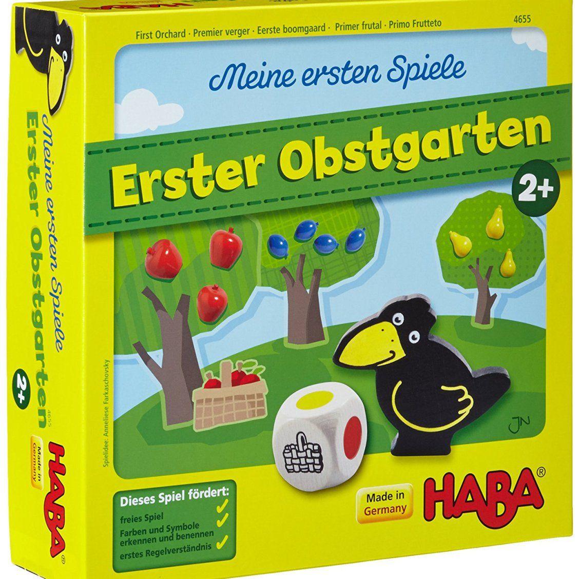 Erster Obstgarten | Brettspiele | Pinterest | Brettspiele für kinder ...