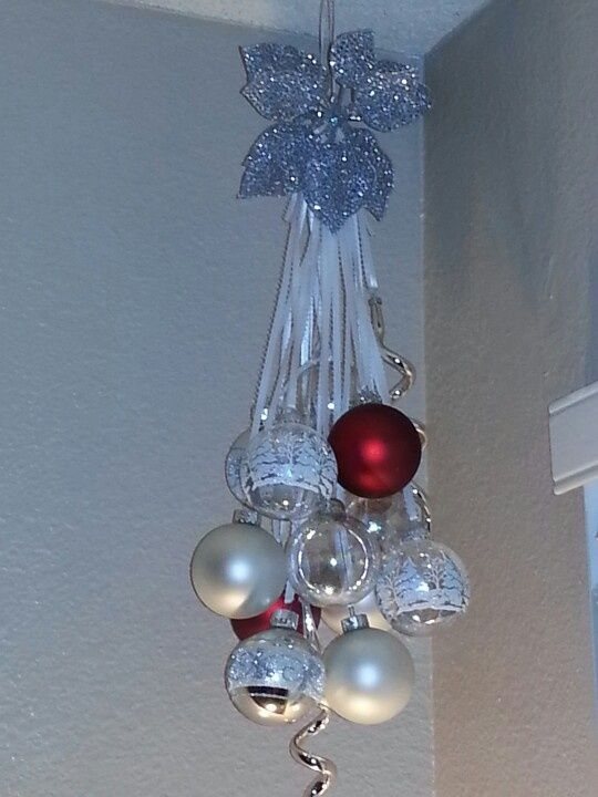 Hanging Christmas Decorations Diy.Diy Hanging Christmas Decor Christmas Holiday Products I