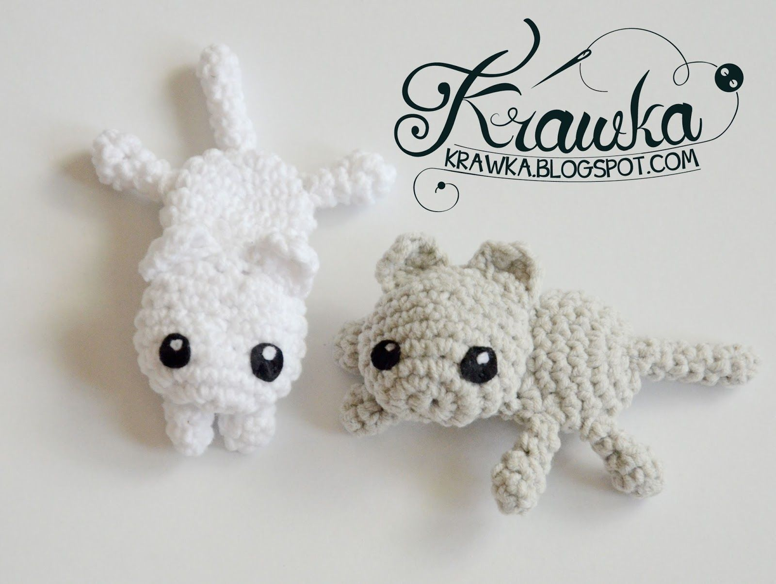 Krawka grey cat white kitten brooch and hairpin free crochet krawka grey cat white kitten brooch and hairpin free crochet pattern bankloansurffo Image collections