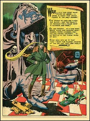 Joe Kubert's Enemy Ace