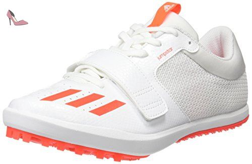 Adidas Jumpstar, Chaussures d'Athlétisme Homme, Multicolore