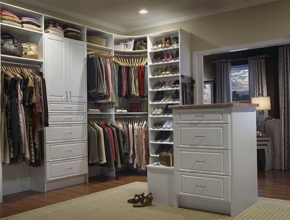 How To Make A Walk In Closet Into A Bedroom Home depot