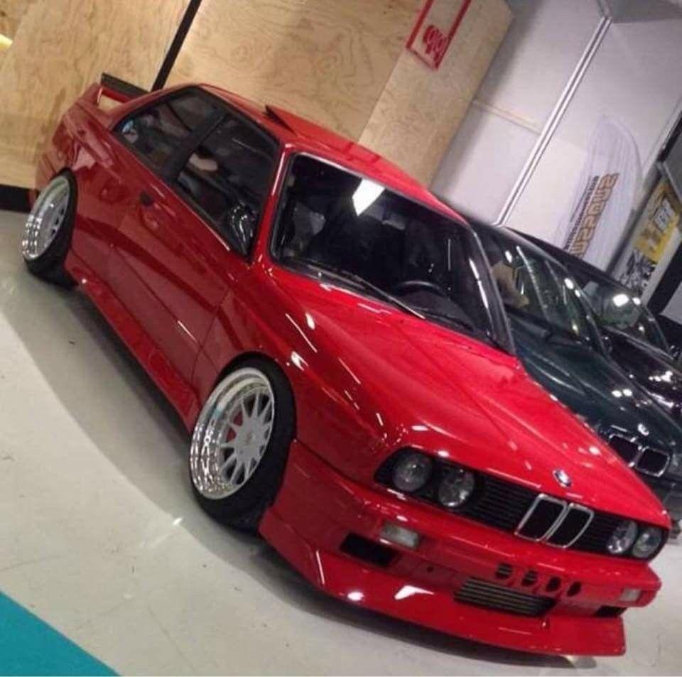 BMW E30 M3 >> Bmw E30 M3 Red Bmw E30 Bmw E30 M3 Bmw Cars