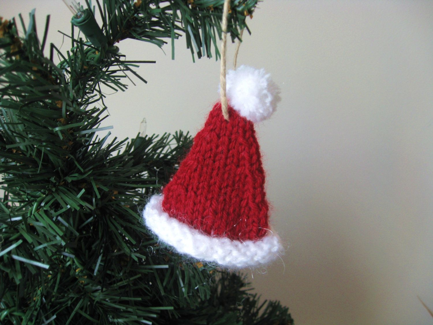 knitted christmas ornaments | knitting | Pinterest | Knit christmas ...