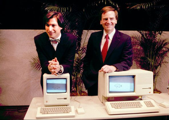 The 30-Year-Old Macintosh and a Lost Conversation With Steve Jobs - jobs that are left