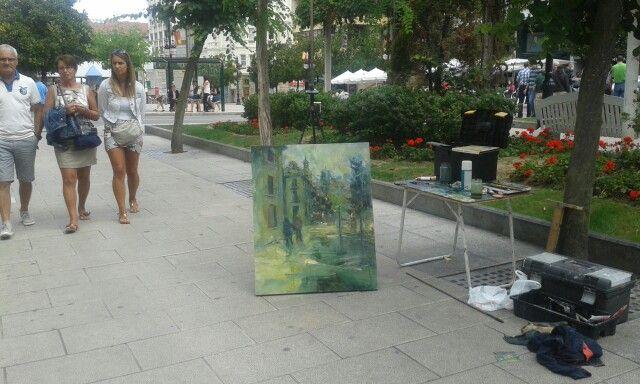 Concurso de pintura Tottelaveg