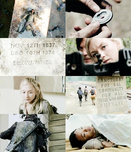 """The Walking Dead 4x13 """"Alone"""""""
