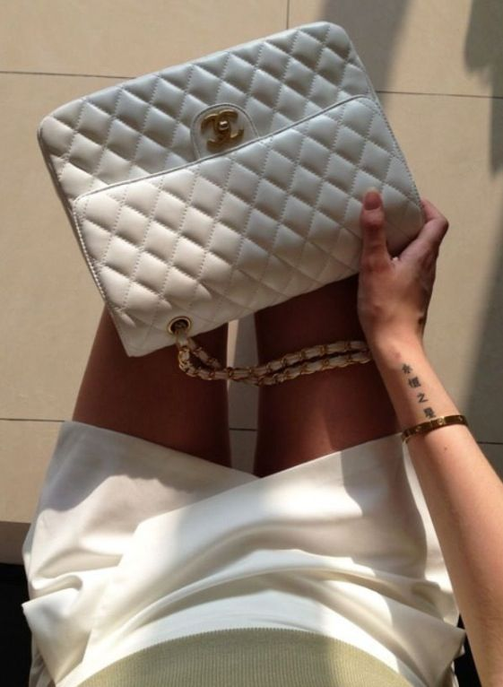 A summery Chanel classic