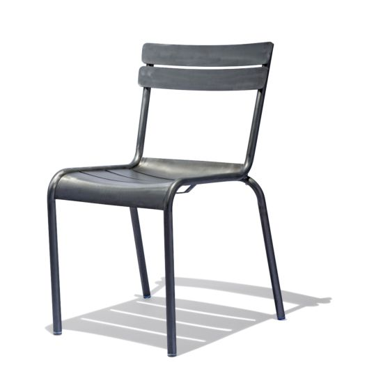 Verlaine Chair In 2019 Metal Patio Chairs Outdoor