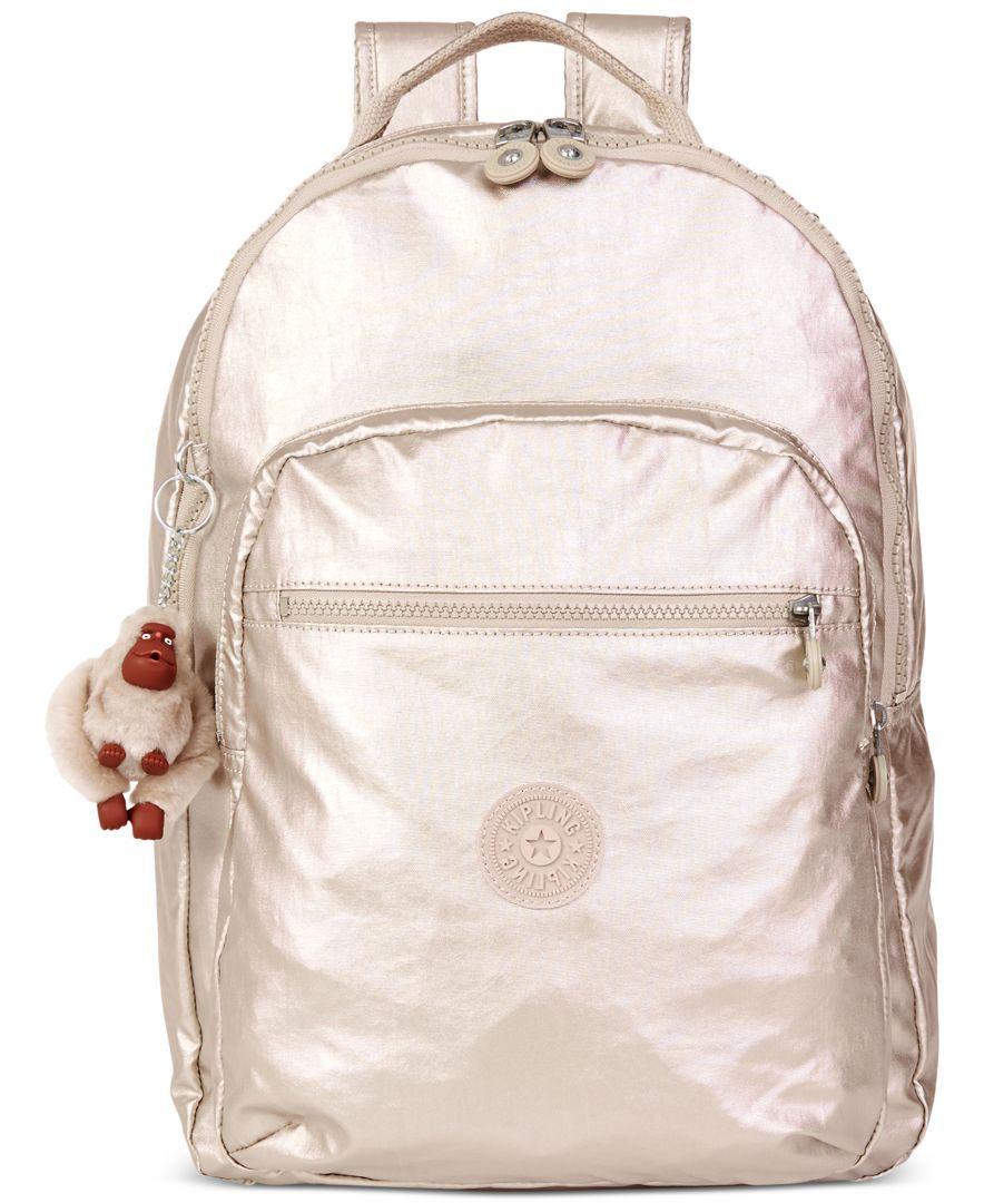 111cb1b43 Kipling Seoul Backpack | niñas!! en 2019 | Bolsos kipling, Mochilas ...