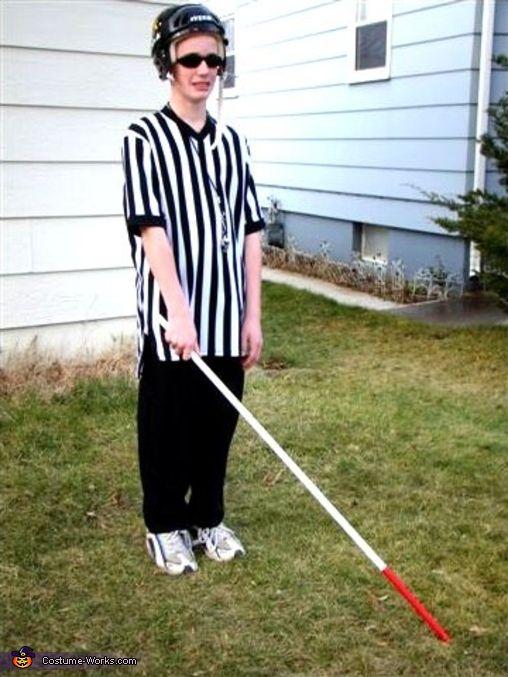 Blind Hockey Referee Halloween Costume Contest At Costume Works Com Halloween Costume Contest Boy Costumes Costume Contest