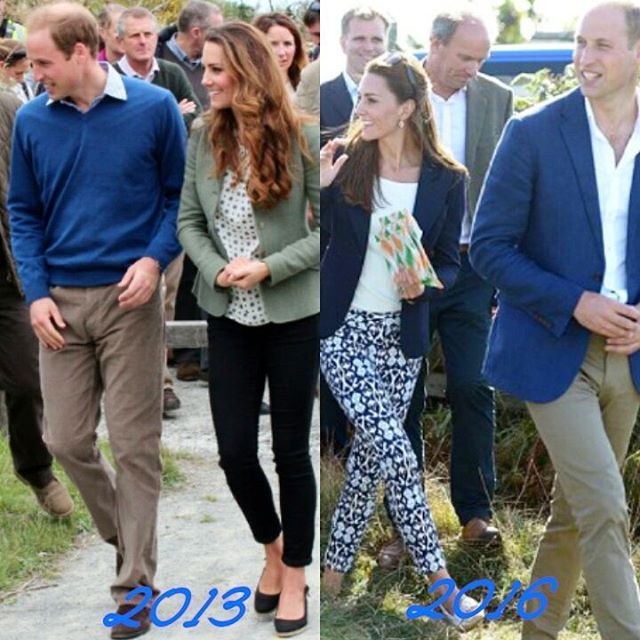 I don't exactly know why but today's engagement reminded me totally of the day when William and Catherine made their first public appearance after having George (Ring O'Fire,August 2013)❤ #weadmirekatemiddleton #weadmireprincewilliam #lifeofaduchess #duchessofcambridge #aroyallovestory #willandkate