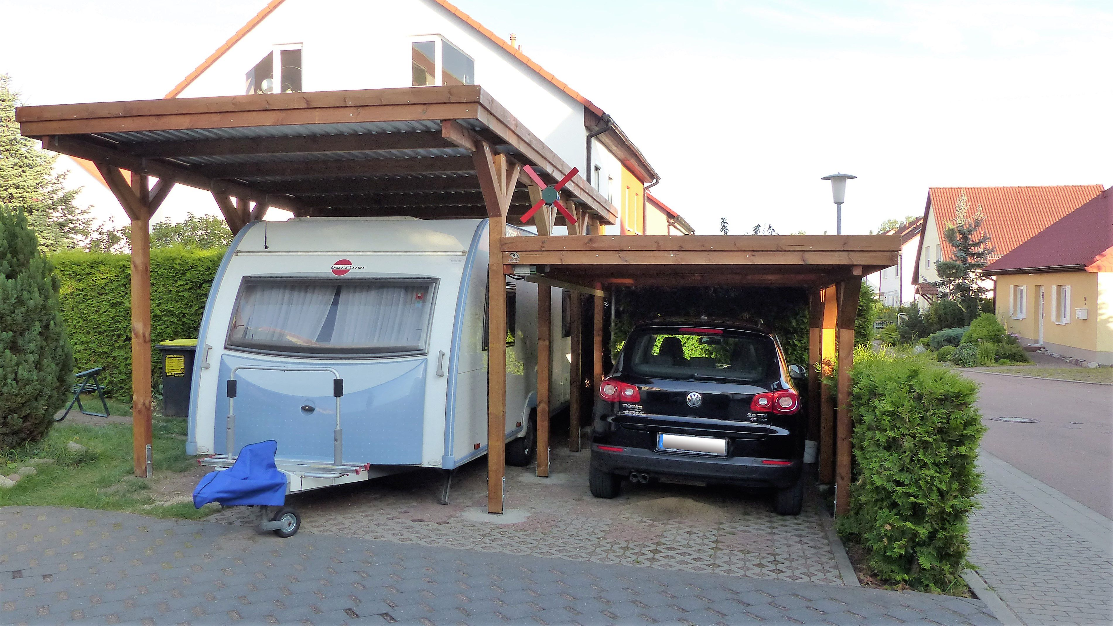 CarportMaßanfertigung (mit Bildern) Carport wohnmobil