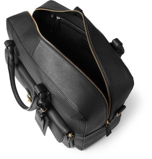 ALFRED DUNHILLBladon Leather Holdall Bag