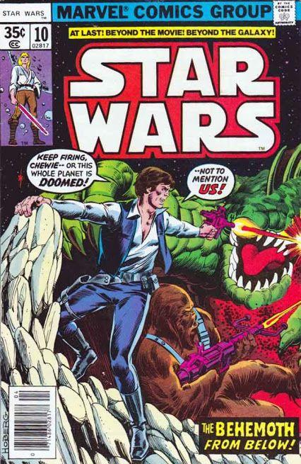 1977 Marvel Star Wars #6 Fine 1st Print