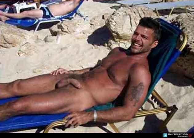 Ricky Martin Cock 118