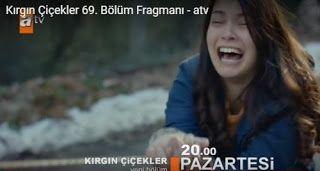 Kırgın çiçekler 69 Bölüm Fragmanı Kemal Eylülü Kaçırıyor Dizi