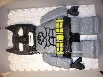 Coolest Lego Batman Birthday Cake Lego Batman Batman Cakes And - Lego batman birthday cake