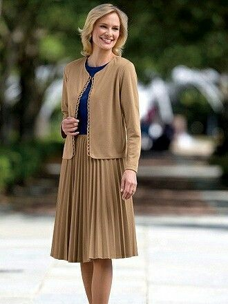 Pleated Skirt Suit I Can Only Dream Closet Dress Skirt