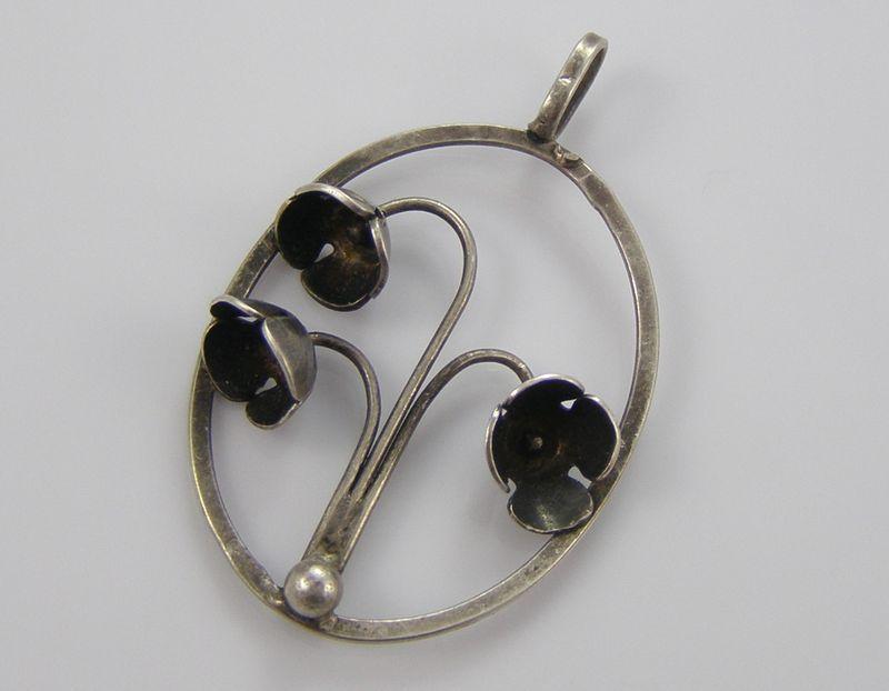 Elegancka Zawieszka Warmet Trzy Kwiaty Srebro Ag 5318234359 Oficjalne Archiwum Allegro Jewelry Art Polish Jewelry Jewelry