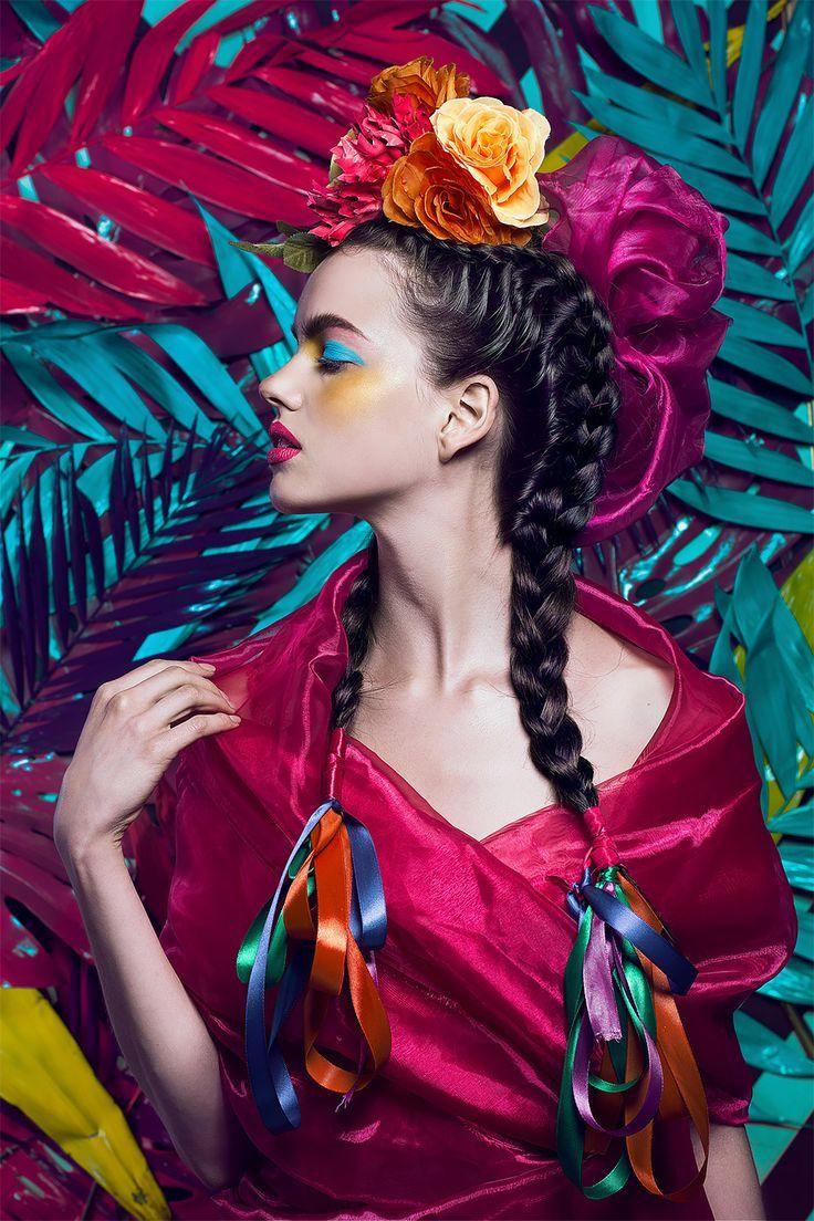как сделать фото с яркими цветами значение