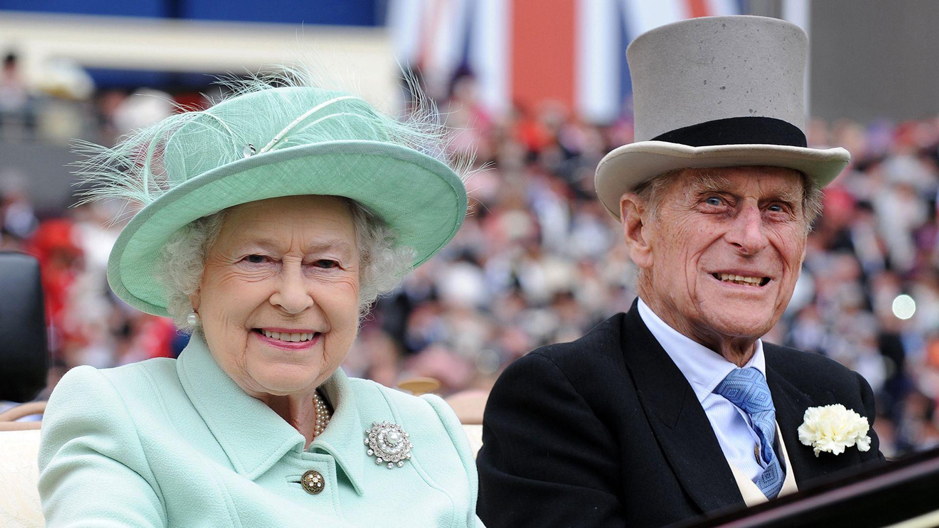 The British royal matriarch, Queen Elizabeth II, will ring