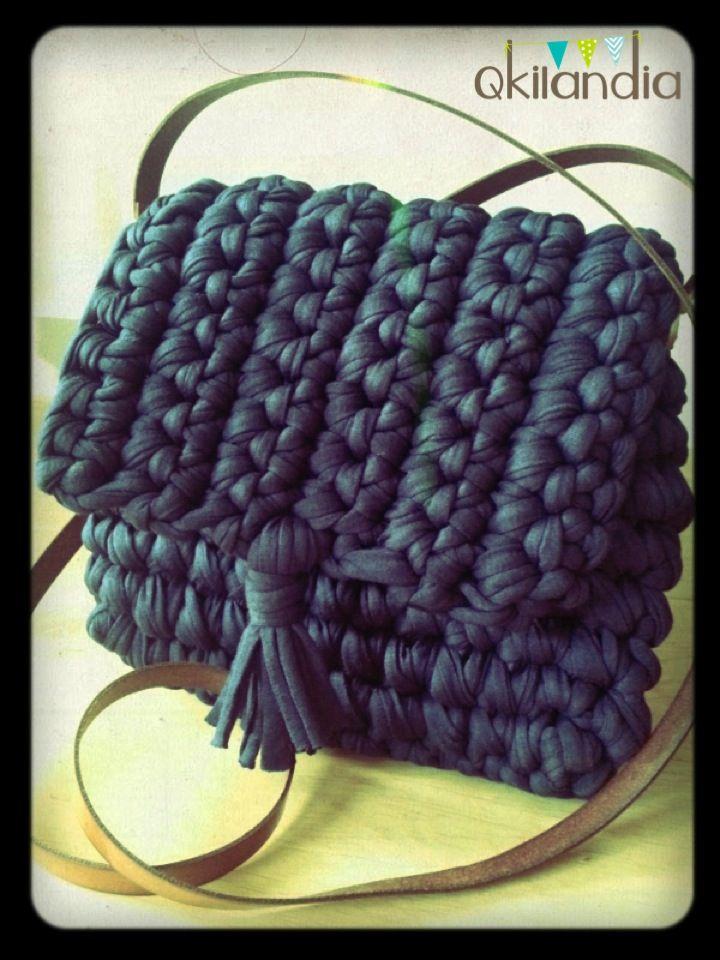 #Trapillo #Handbag #Handmade