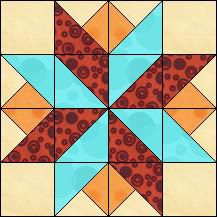 Block of Day for January 08, 2015 - Rainy Day