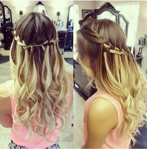 Beautiful Hair For Prom Hair Styles Weave Hairstyles Hair Beauty