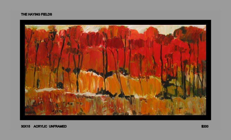 Paintings bysharon cory