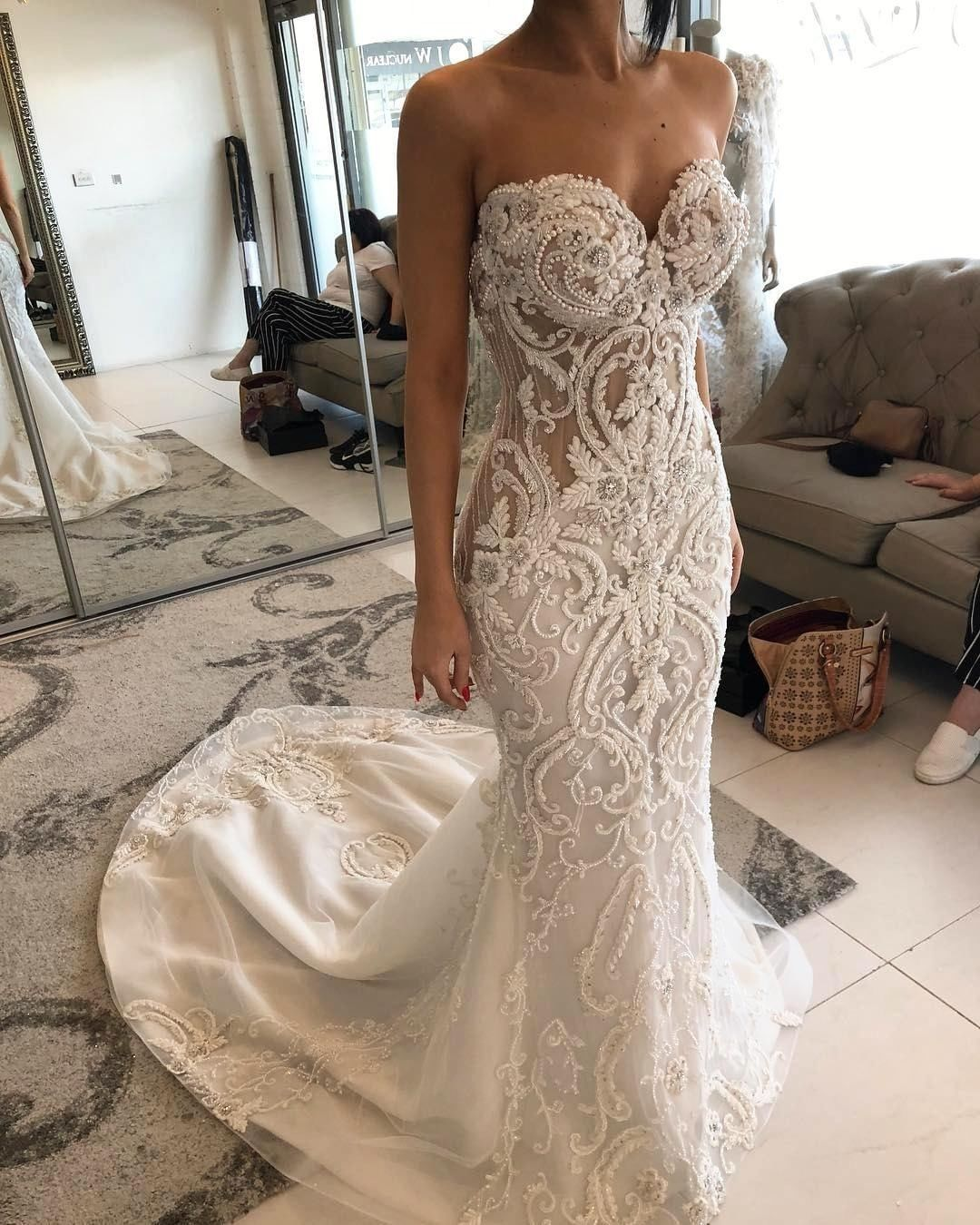 Kundenspezifische Brautkleider und Brautkleider aus den USA
