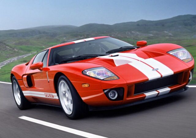 Damn Ford Not Too Bad Ford Gt