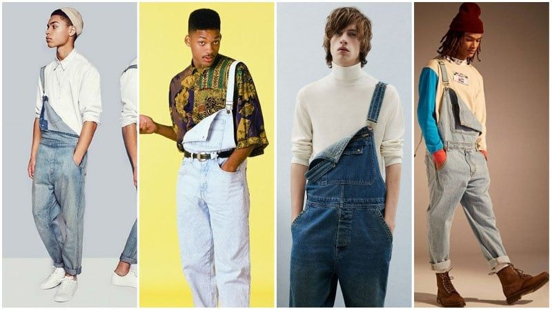 90s Fashion for Men (How to Get the 1990's Style   90s