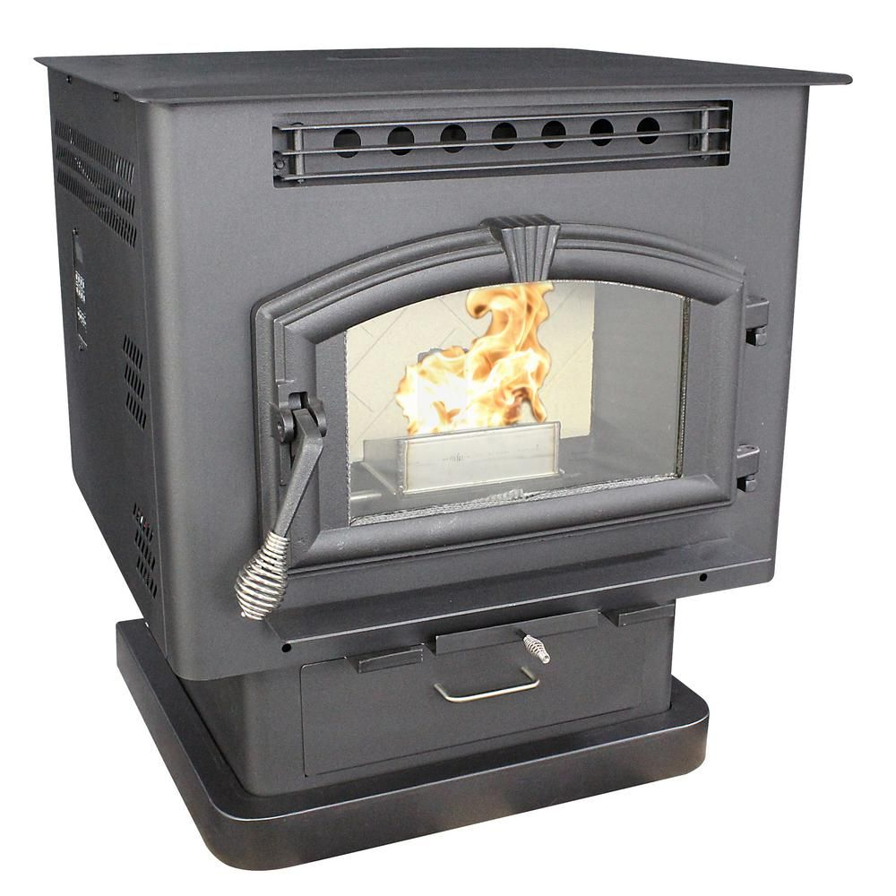 Us Stove American Harvest 2 000 Sq Ft Pellet Stove In 2019