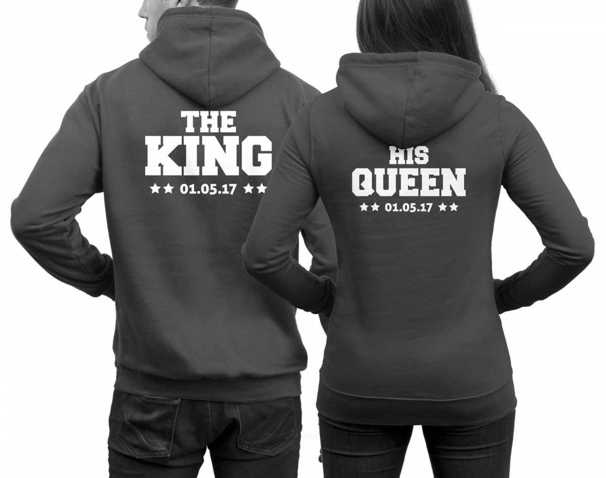 the king his queen pullis mit wunschdatum grau queens. Black Bedroom Furniture Sets. Home Design Ideas