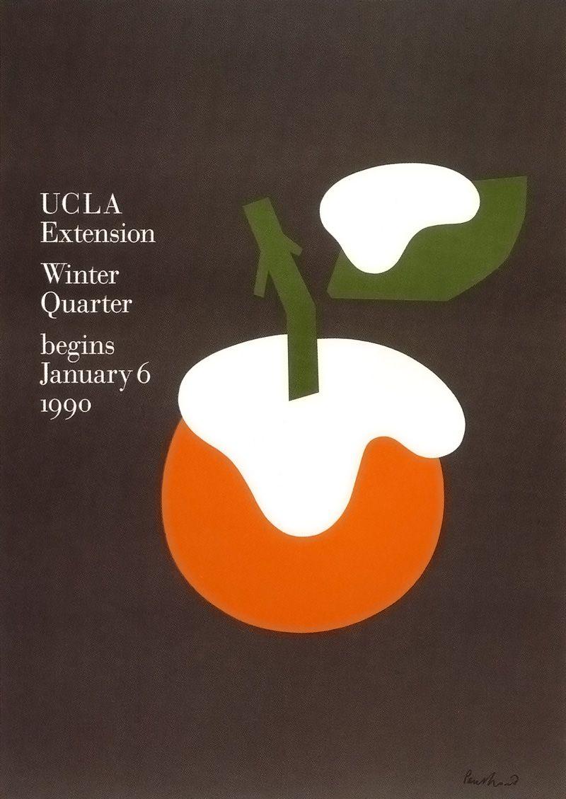 Paul Rand Ucla Extension Art Illustration Pinterest