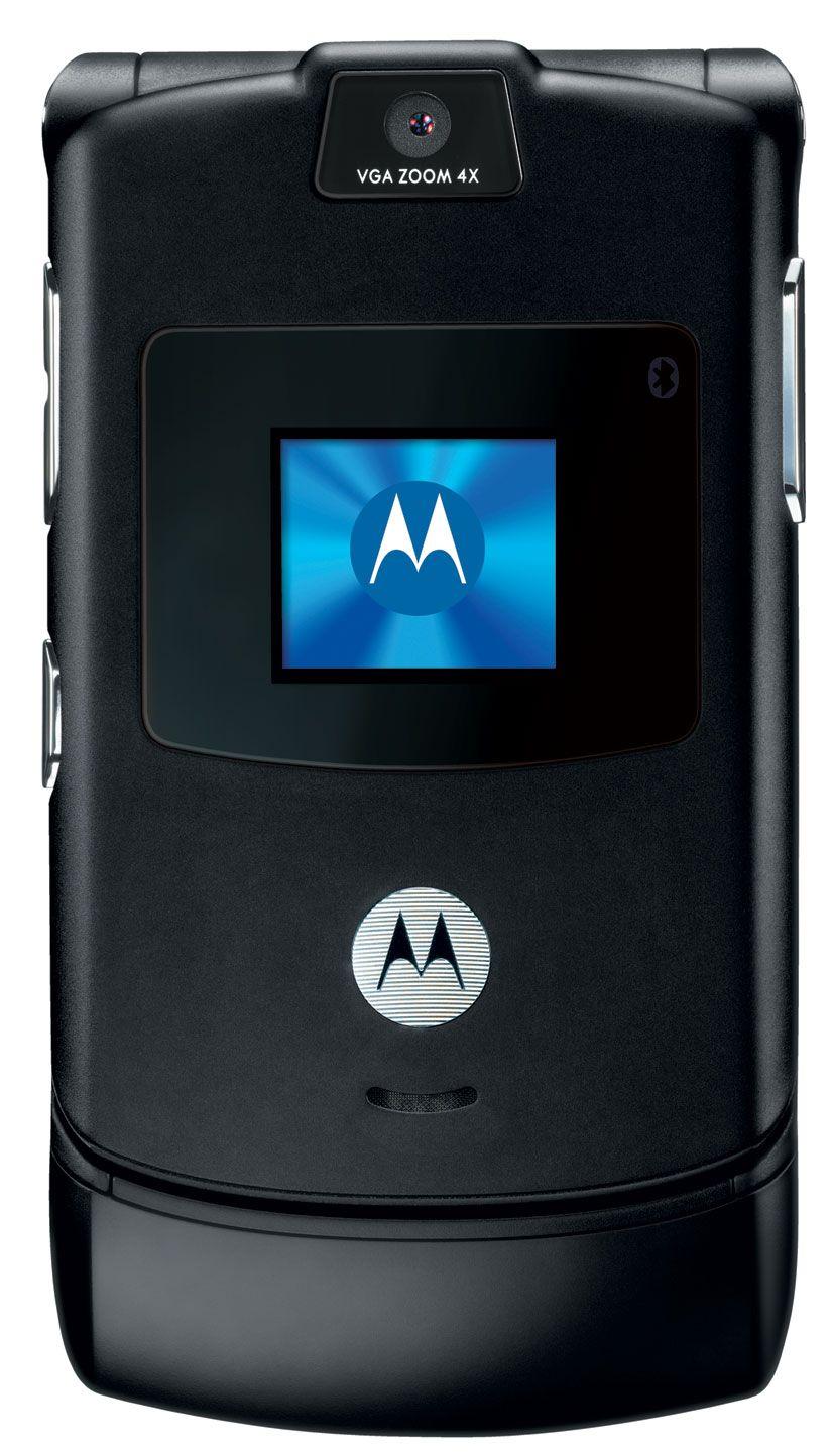 motorola razr phone vga zoom 4x Motorola Razr V3 Black