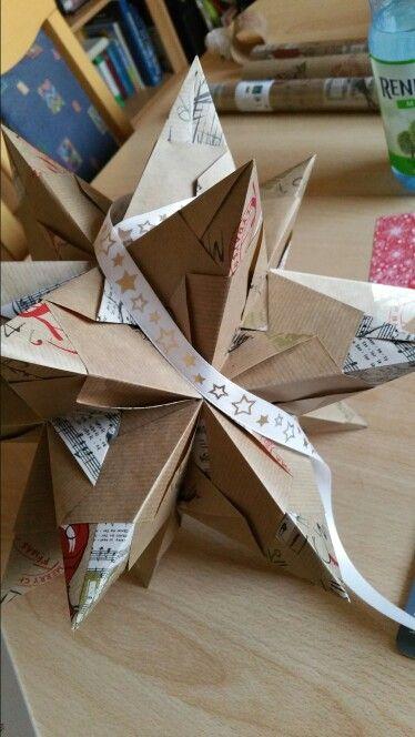 Bascetta 20x20cm Geschenkpackpapier