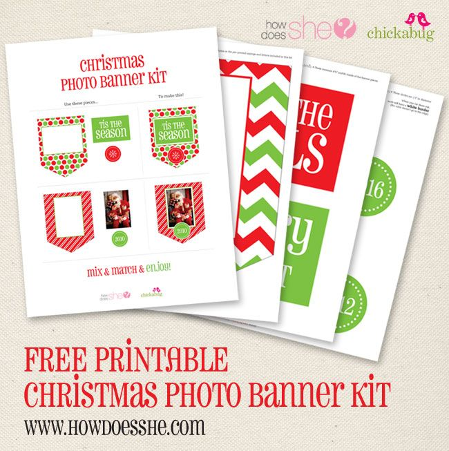 It is a picture of Smart Happy Holidays Banner Printable