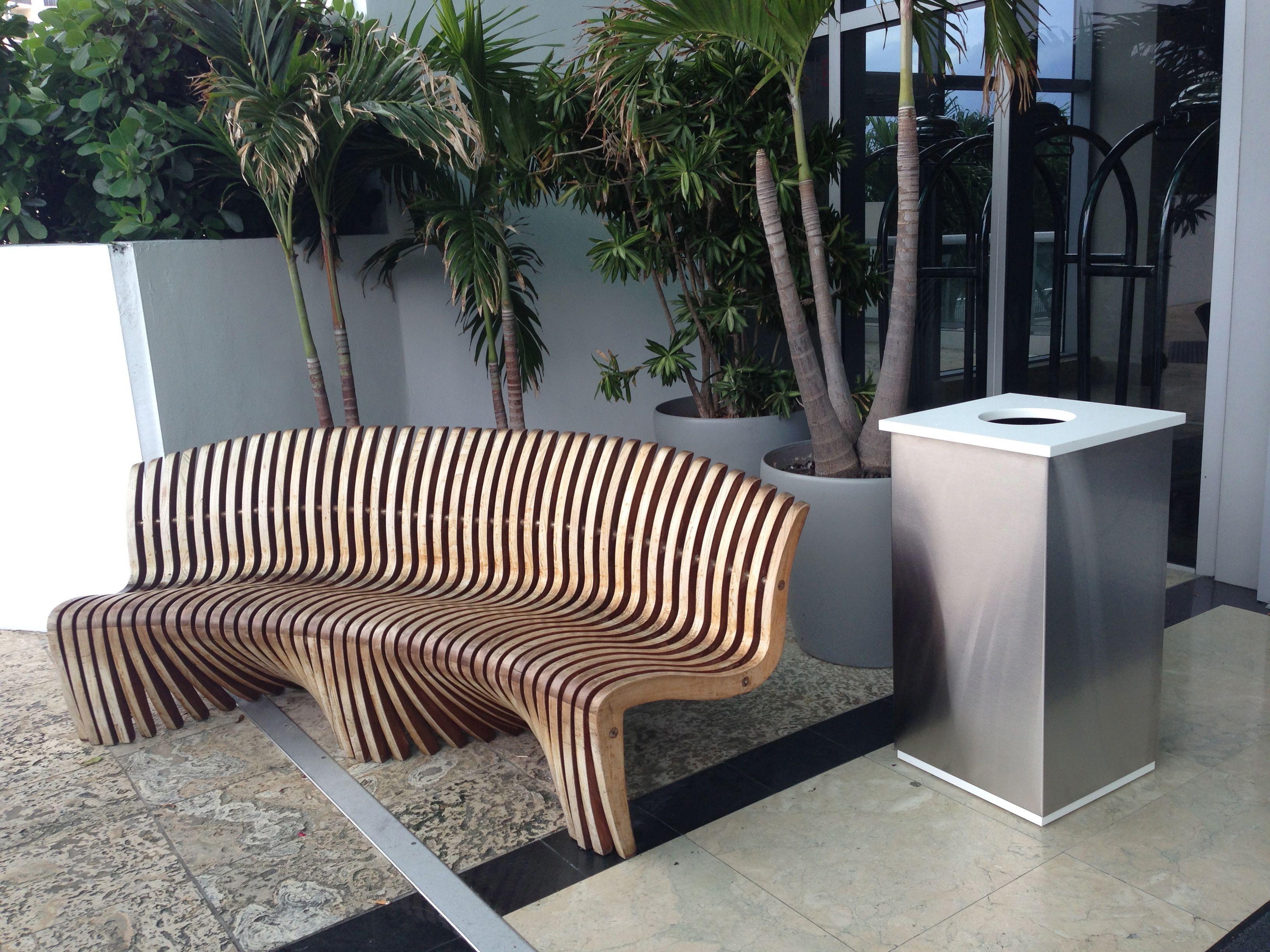 Marenas Resort Miami Outdoor Ottoman Resort Outdoor Decor