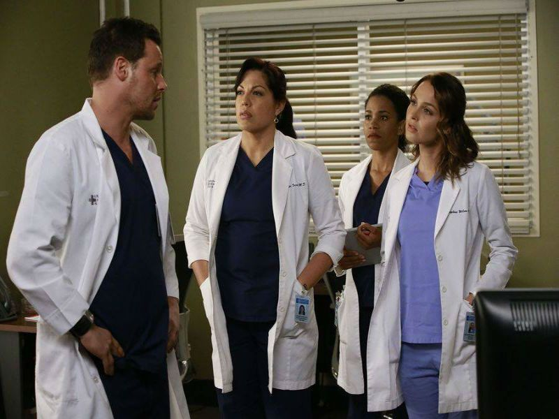 Grey\'s Anatomy\' Season 12 Spoilers: Tough for Meredith to Get Over ...