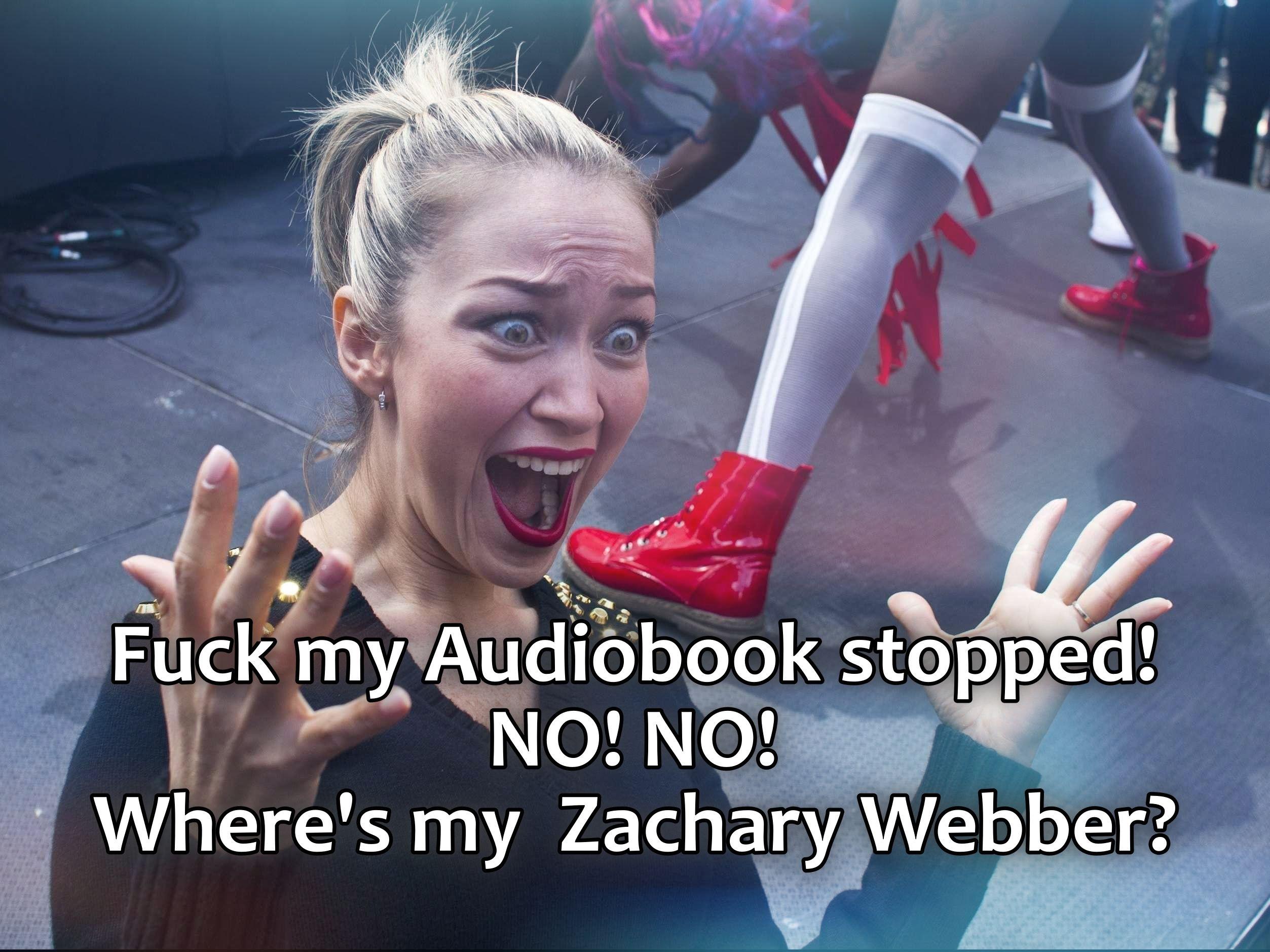 Zachary Webber Meme