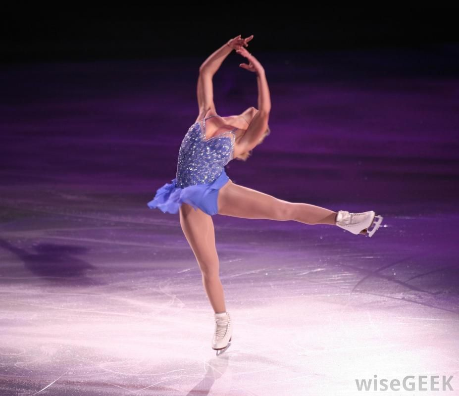 professional ice skaters women figure skating is a form of ice