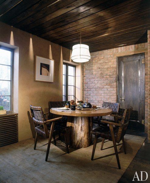 The Redford Apartments: Step Inside 47 Celebrity Dining Rooms