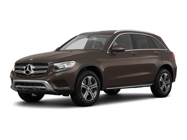 2018 Mercedes Benz Glc 300 Suv Dakota Brown Metallic Mercedes