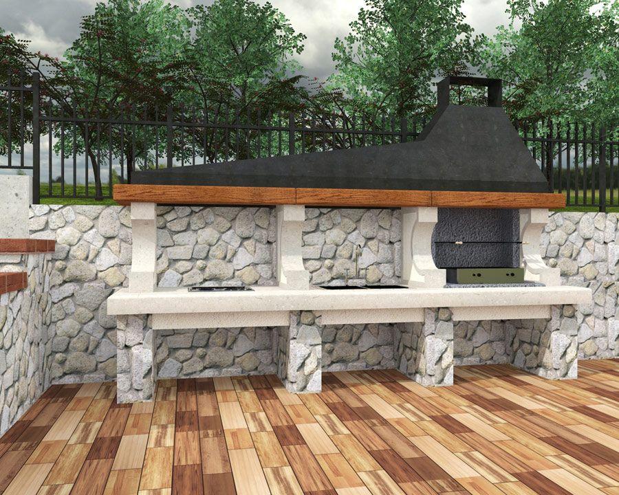 Barbecue Mobili Da Giardino.Arredamento Giardino Barbecue Barbecue Da Esterno Arredamento Giardino Barbecue Arredamento Giardino Caminetto Moderno