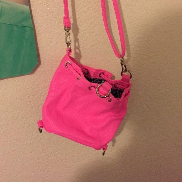 Hot Pink Satchel Super Cute Victoria Secret Satchel PINK Victoria's Secret Bags Satchels