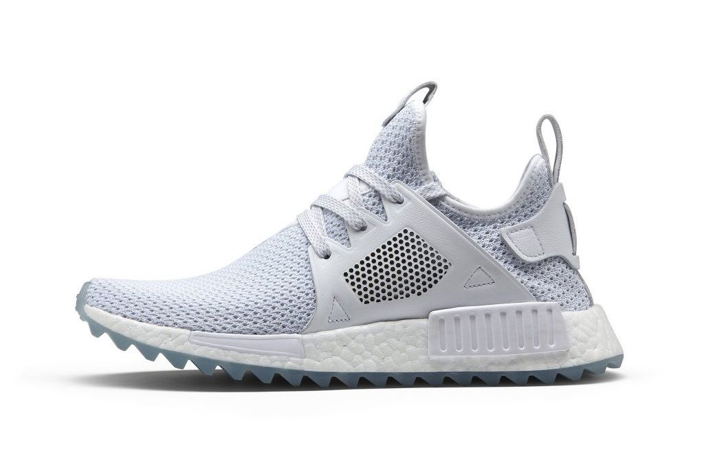 Adidas NMD XR1 PK W Unity Blue UK 7 (#675774) from John For